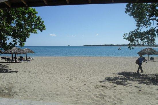 BlueBay Villas Doradas Adults Only: the stunning beach view