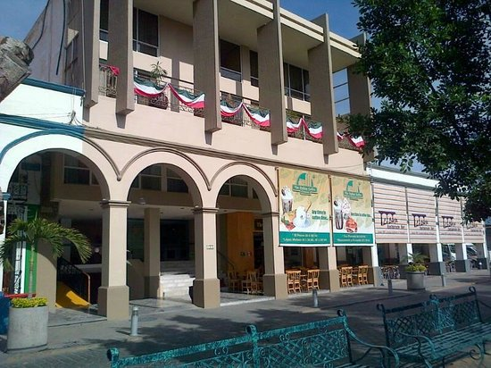Hotel Tehuacan Plaza