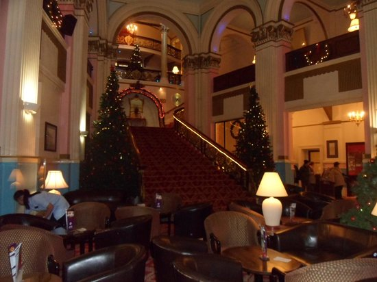 Grand Hotel Scarborough: The magnificent staircase