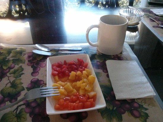 Casa Isabella Costa Rica: Breakfast