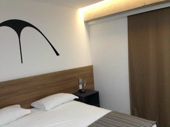 Linx Hotel International Airport Galeão: Bedroom