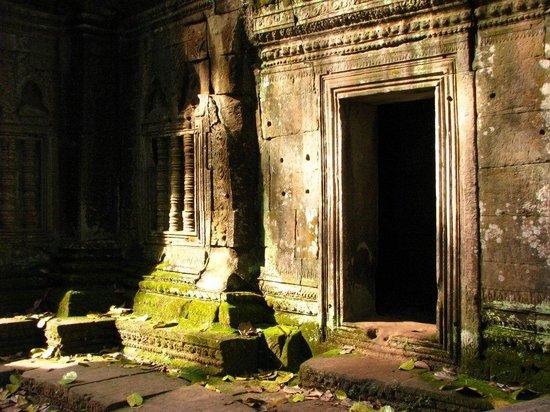Van Siyoeun Villa: Lumière du temple de Ta Prohm ...