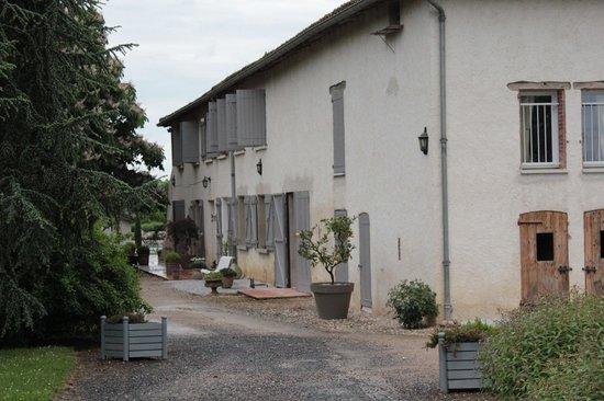 Maison d'hotes La Frejade: La Maison