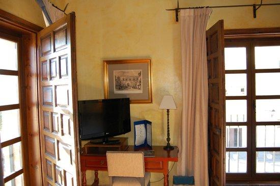 Parador de Zamora: habitación