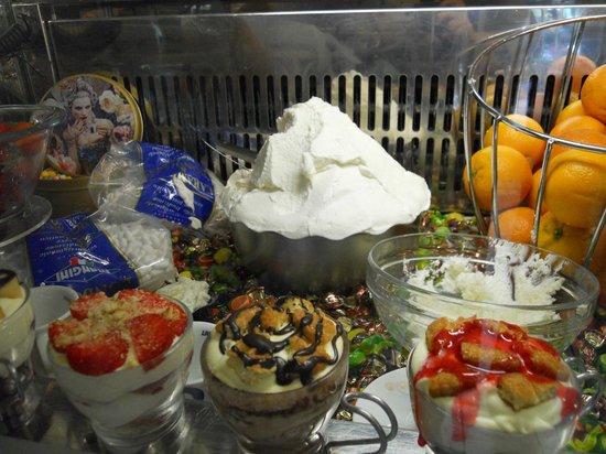 Caffetteria Orefici e Latteria Buonafede : La nostra Panna artigianale