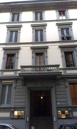 Hotel Fiorita: Fachada del hotel