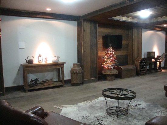 Hotel Fazenda Pampas: Área comum