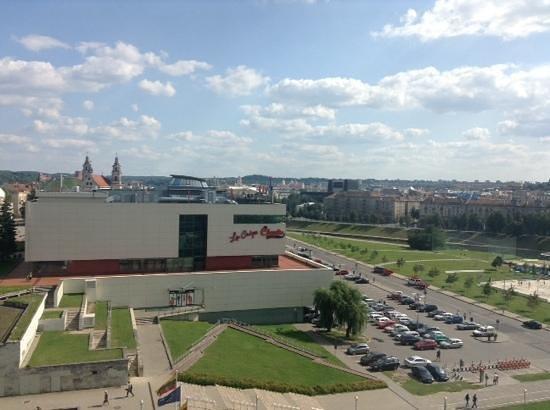Radisson Blu Hotel Lietuva: Radisson Vilnius - Business room (view1)