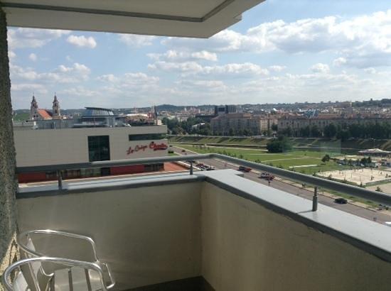 Radisson Blu Hotel Lietuva: Radisson Vilnius - Business room (view2)