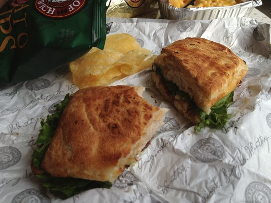 Earl of Sandwich: The Club