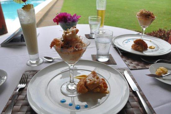 Ocean Properties by Villa Camilla: Lunch