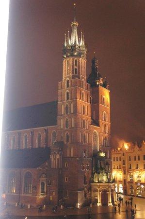 The Bonerowski Palace: St Marys Basilica Church