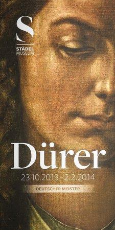 Staedel Museum: Albrecht Dürer Exhibit