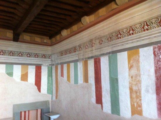 Castello Malaspina - Palazzo del Principe dei Cybo, interno