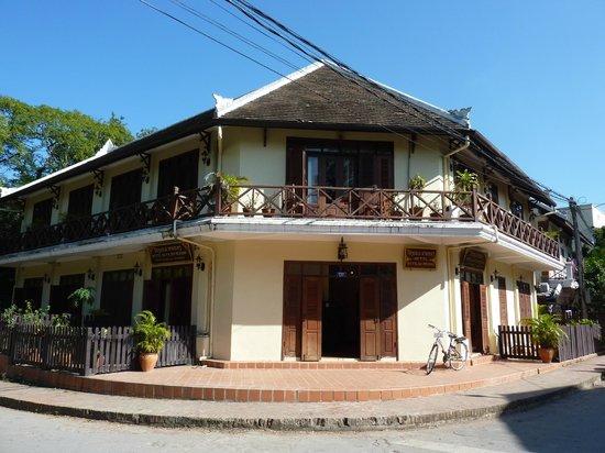Hotel Au Fil Du Mekong (Mekong Riverside Hotel): esterno dell'hotel
