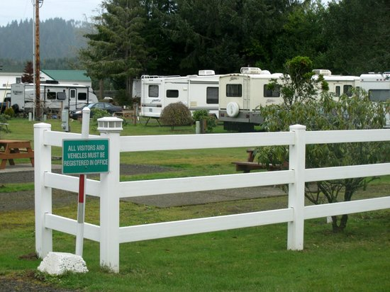ROVERS RV PARK - Updated 2019 Campground Reviews (Waldport