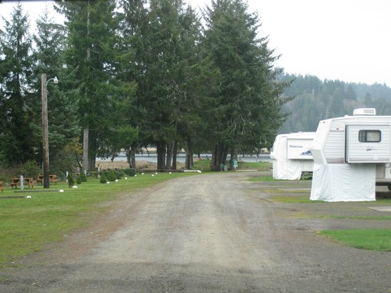 Rovers RV Park: Chinook RV Park, Waldport