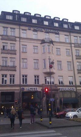 Hotel Terminus Stockholm: Esterno 2