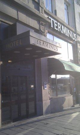 Hotel Terminus Stockholm: Esterno 4