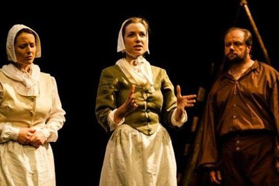 Stockport Garrick Theatre: The Crucible