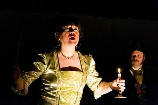 Stockport Garrick Theatre: Tarantara, Tarantara!