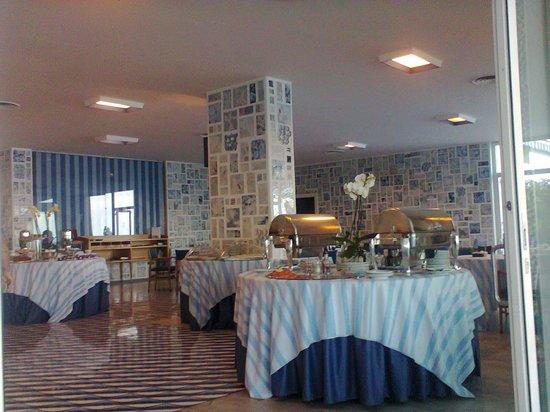 Hotel Parco dei Principi: Sala colazione