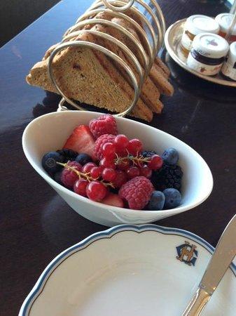 Grand Hotel: завтрак а ля карт