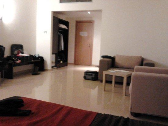 Valgrande Hotel: camera