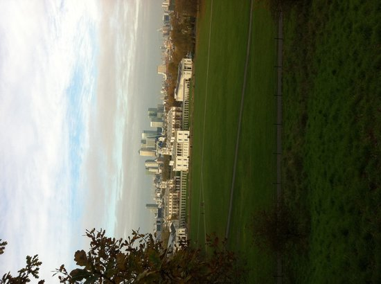 Greenwich Park : View from The Observatory