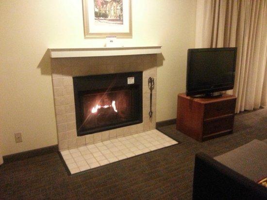 Residence Inn Nashville Airport: Livingroom area