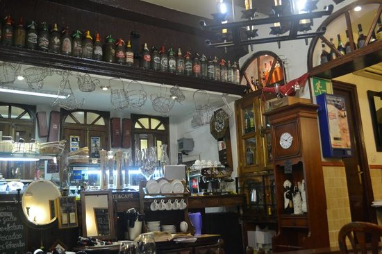 Restaurante Casa Perico: interior