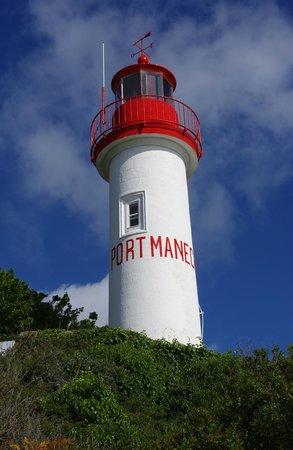 Village Club Cap Vacances Port-Manech: phare