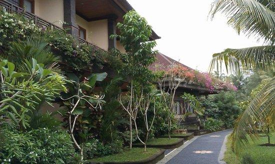 Bhuwana Ubud Hotel: Hotel Building