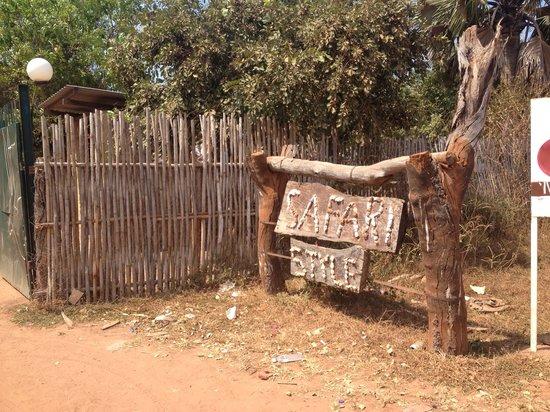 Rumbek, Sør-Sudan: Entrance