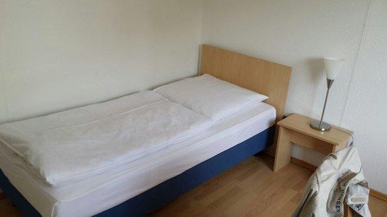 Vahrenwalder Hotel Hannover : Zimmer