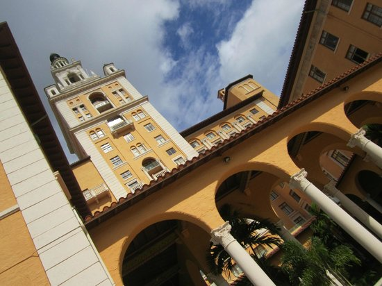 The Biltmore Hotel Miami Coral Gables : the tower