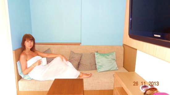 The ASHLEE Plaza Patong Hotel & Spa: в номере