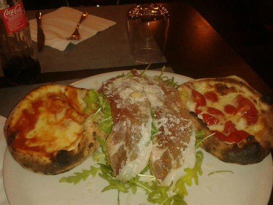 pizza d'angeli!