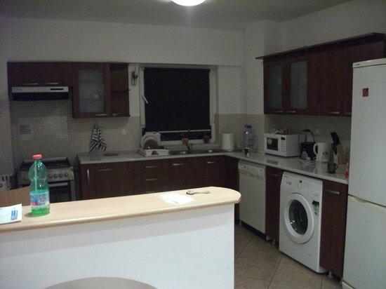 A&A Accommodation: Cucina