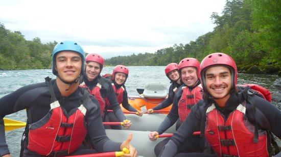 Ko'KayaK : Rafting on the Petrohue River