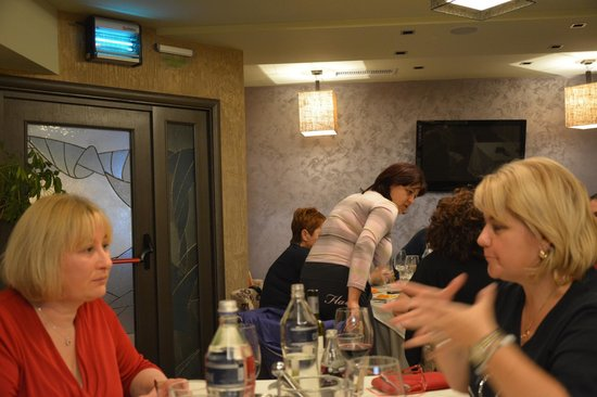 Balneo Complex & Spa Aquatonik: Restaurant.