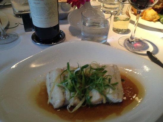 Alec's Restaurant: fish