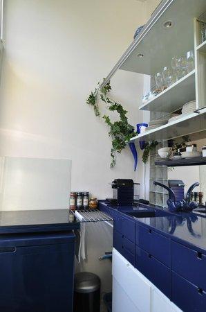 Appartement Maurits: kitchen