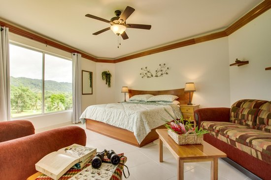 Bocawina Rainforest Resort & Adventures: Our newly built Antelope Suite