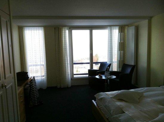 Hotel Heiden: Seeseitiges Zimmer