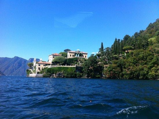 Lake Como: Lago di Como, Villa Balbianello