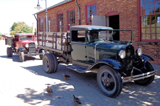 Greenfield Village: Ford-T