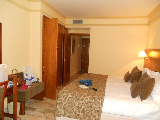Hotel Carlos I Silgar: Habitación 208