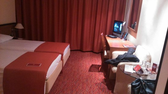 North Star Continental Resort: Double room