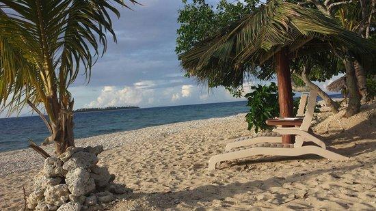 South Sea Island Accommodation Beach